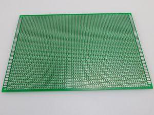 Basetta scheda millefori in vetronite mm. 150x200