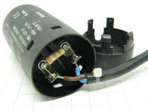 200uF 165Vac DUCATI Energia Motorstart condensatore avviamento motori (n.100 pezzi)