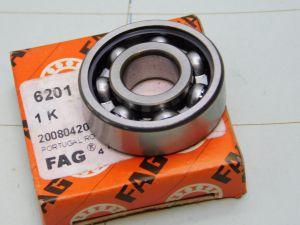 Ball bearing  FAG 6201 XF  mm. 32x10x12