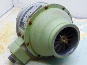 Axivane Fan Boeing P/N 10-60483-1  JOY Motor 200Vac 400Hz 3phase 4,5HP rpm 23.300