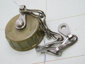 MS25043-14C tappo antipolvere per connettore