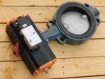 EBRO EB8 DW pneumatic valve actuator  PS 10bar