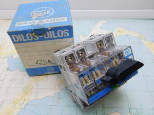 Circuit breaker General Electric Wynkier DILOS 1-125  3pole 125A