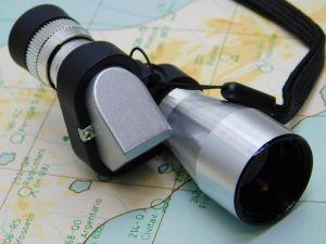 Mini telescope 8x20