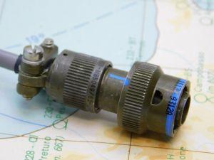 Connettore MS3476-W8-33P  3pin maschio volante