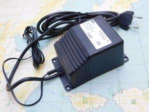 Alimentatore trasformatore 16V 2A ac/cc  30W  scatolato