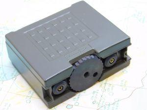 Battery box for radio SEM52
