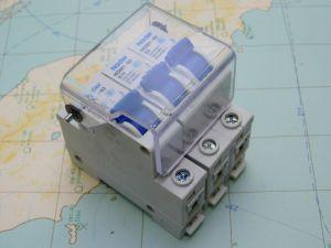 Circuit breaker NADER NDM1-63   B3 + B6 + B10  (n.3pcs.)