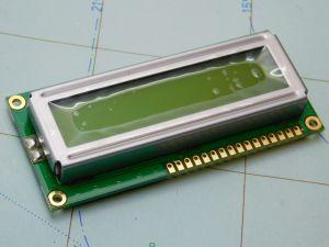 Display LCD Truly TR804  M162-24A1-E  94V-0