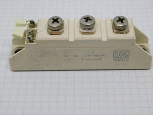 SKKT57/12E Semikron semipack thyristor module 1200V 50A