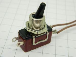Toggle switch APR 2 x ON-OFF 250V 2A vintage