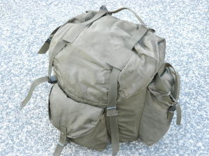 Austrian backpak
