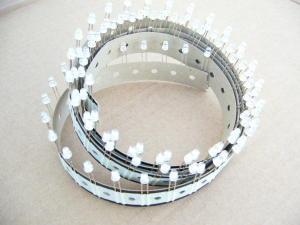 Led bianco alta luminosità mm. 3 (n.100 pezzi)