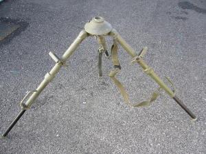 Aluminium tripod