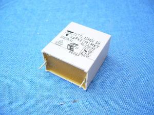 Capacitor 1MFx2  440Vac