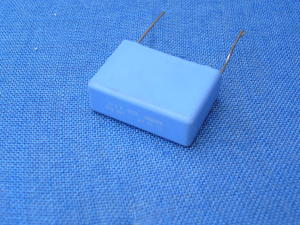2,2MF 250Vcc capacitor Philips MKP