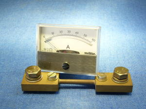 Ammeter 60Adc