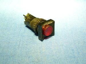 Pulsante luminoso 12V
