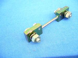 Shunt per strumenti 60Amp. 60mV.