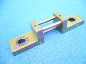 Shunt per strumenti 250Amp. 60mV