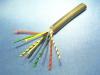 Cavo 10x1,5 multicolore rivestimento in seta