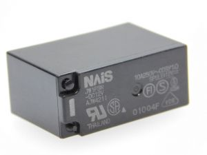 Relay  coil 12Vdc 1 way 10Amp  NAIS JW1FSN