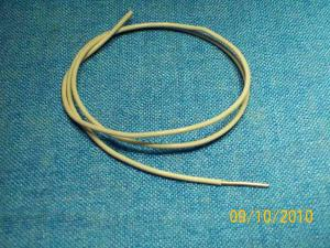 Solid core wire AWG18 Tefzel