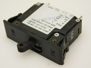 HEINEMANN JB1S-Y6-12-SP automatic circuit breaker 16A 65Vdc