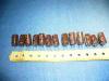 4,7uF 450V  condensatore elettrolitico Nipponchemicon  105°  (n.10 pezzi)