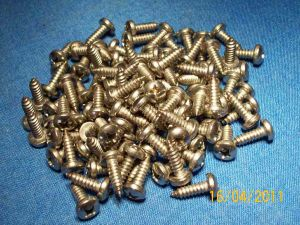 Screw Parker INOX 6x20 ( 100pcs.)