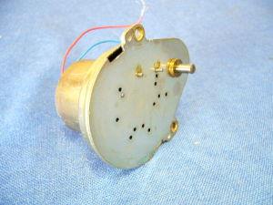 Motore con riduttore 12Vcc 150 giri/minuto