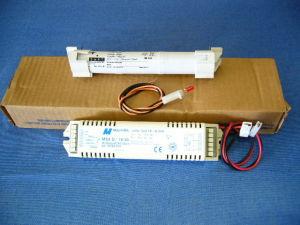 Reattore elettronico + emergenza 18/36W Microemergency