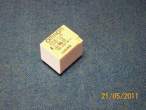 Relè  OMRON G5LB-1-25  12Vcc 1scambio 10A