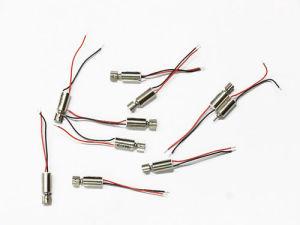 Lotto 10 micromotori a vibrazione 1,5-3Vcc